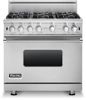 Viking Professional Custom Series VGCC5366BSSLP - Stainless Steel