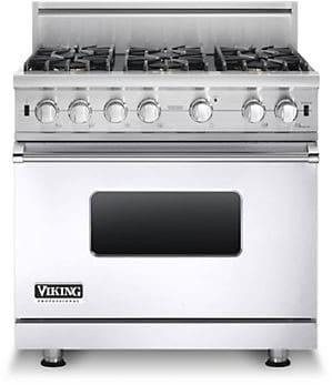 Viking Professional Custom Series VGCC5366BWHLP - White