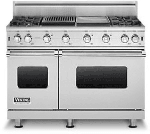 Viking Professional Custom Series VGCC5484GQ - Stainless Steel