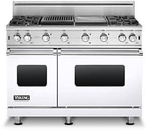 Viking Professional Custom Series VGCC5484GQWH - White