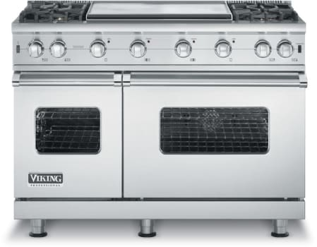 Viking Professional Custom Series VGCC5484GSS - Stainless Steel with Optional Island Trim