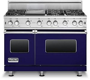 Viking Professional Custom Series VGCC5486GCBLP - Cobalt Blue