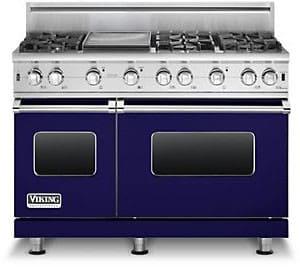 Viking Professional Custom Series VGCC5486GCB - Cobalt Blue