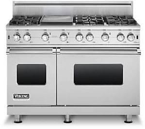 Viking Professional Custom Series VGCC5486GSS - Stainless Steel