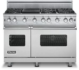 Viking Professional Custom Series VGCC5486Q - Stainless Steel