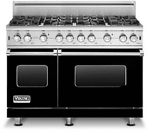 Viking Professional Custom Series VGCC5488BBKLP - Black