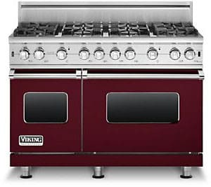 Viking Professional Custom Series VGCC5488BBU - Burgundy