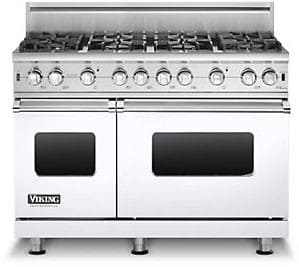 Viking Professional Custom Series VGCC5488BWHLP - White