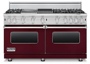 Viking Professional Custom Series VGCC5606GQBULP - Burgundy