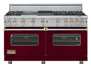 Viking Professional Custom Series VGCC5606GQBR - Burgundy
