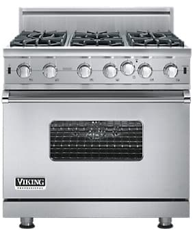 Viking Professional Custom Series VGIC5366BX - Stainless Steel