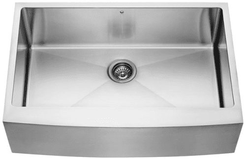 Vigo Industries VGR3320Cx - Stainless Steel Farmhouse Kitchen Sink
