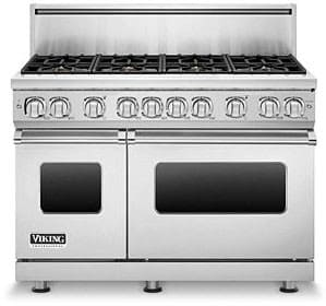 Viking Professional 7 Series VGR7488BSSLP - Stainless Steel