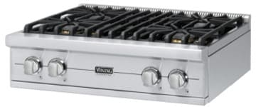 Viking Professional Custom Series VGRT5304BSSLP - Stainless Steel