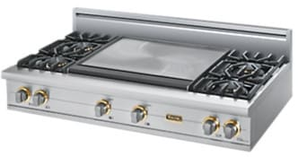 Viking Professional Custom Series VGRT5484GSSBR - Stainless Steel