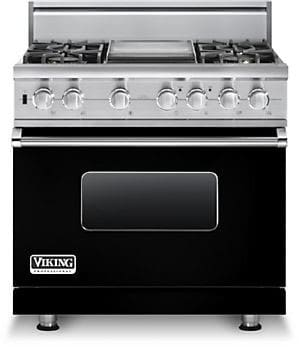 Viking Professional Custom Series VGSC5364GBK - Black