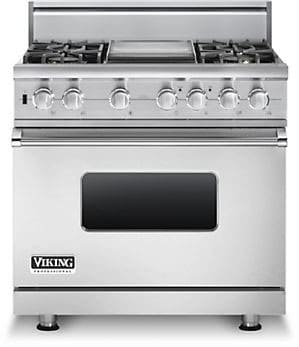 Viking Professional Custom Series VGSC5364GSS - Stainless Steel