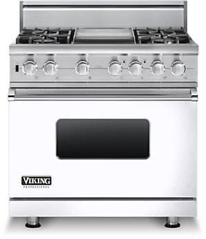 Viking Professional Custom Series VGSC5364GWH - White