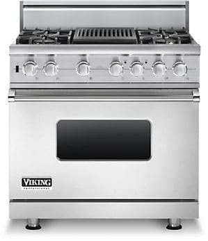 Viking Professional Custom Series VGSC5364QSS - Stainless Steel