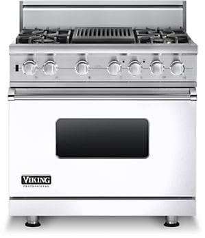 Viking Professional Custom Series VGSC5364QWH - White