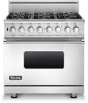 Viking Professional Custom Series VGSC5366BSS - Stainless Steel