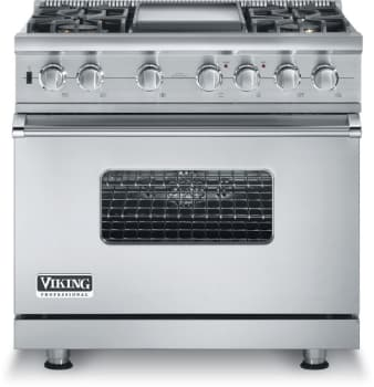 Viking Professional Custom Series VGSC5364GWHBR - Featured View
