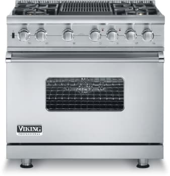 Viking Professional Custom Series VGSC5364QBKBR - Featured View