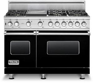 Viking Professional Custom Series VGSC5486GBK - Black