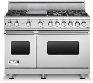 Viking Professional Custom Series VGSC5486GSS - Stainless Steel