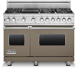 Viking Professional Custom Series VGSC5486QSGLP - Stone Gray