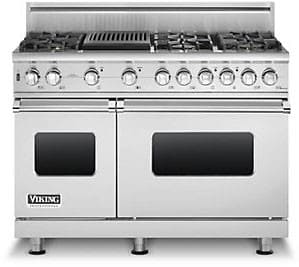 Viking Professional Custom Series VGSC5486QSS - Stainless Steel