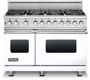 Viking Professional Custom Series VGSC5488BWH - White