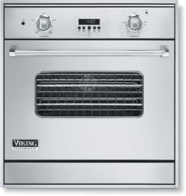 Viking Professional Series VGSO100BKBR - Stainless Steel