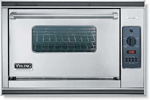 Viking Vgso166ss 36 Inch Single Gas Wall Oven With Proflow Manual Guide