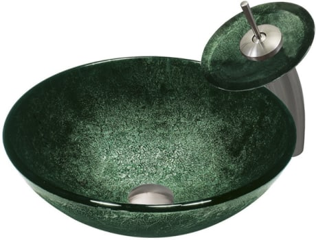Vigo Industries Vessel Sink Collection VGT004BNRND - Emerald