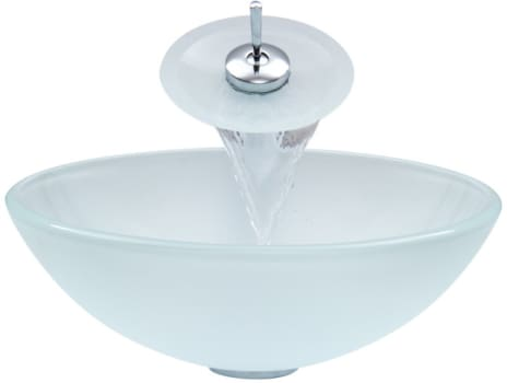 Vigo Industries Vessel Sink Collection VGT036CHRND - Featured View