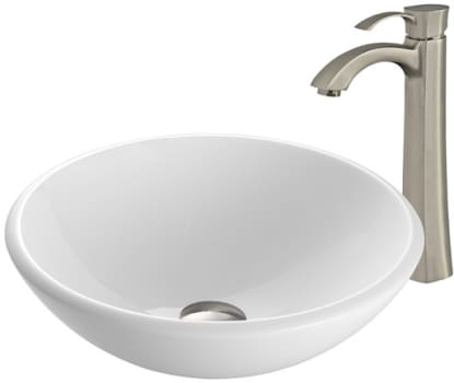 Vigo Industries Vessel Sink Collection VGT209 - Featured View