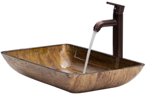 Vigo Industries Vessel Sink Collection VGT292 - Featured View