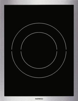 """Gaggenau Vario 400 Series VI414610 - 15"""" Induction Wok Cooktop"""