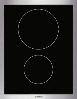 "Gaggenau Vario 400 Series VI424610 - 15"" Induction Cooktop"