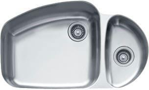 Franke Vision Series VNX160 - Vision - VNX160 Stainless Steel Sink