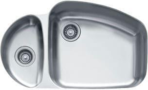 Franke Vision Series VNX160LH - Vision - VNX160 Stainless Steel Sink