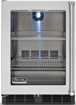 Viking Professional Series VRCI1240GLSS - Stainless Steel
