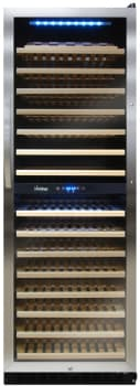 Vinotemp Butler Series VT155SBW - Front View