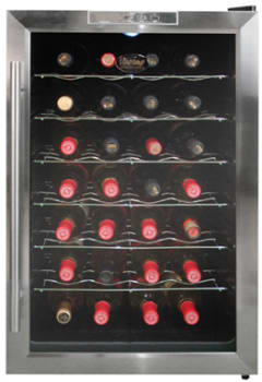 Vinotemp Eco Series VT28TEDS - Stainless Steel