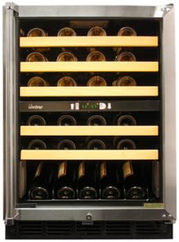 Vinotemp Butler Series VT45SB - Black Cabinet