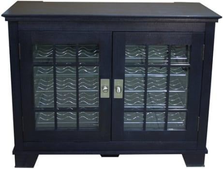 Vinotemp VTPORTOFINO2D - Furniture-Style Wood Exterior