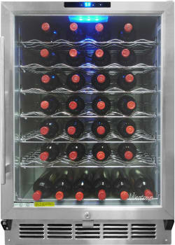Vinotemp Butler Series VTWC58GNVS10 - Stainless Steel