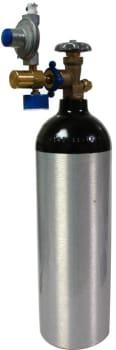 Vinotemp VTWD001800 - Refillable Nitrogen/Argon Cylinder