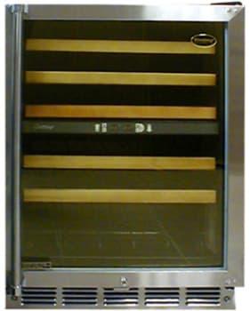 Vinotemp Butler Series VT45 - Stainless Steel Cabinet